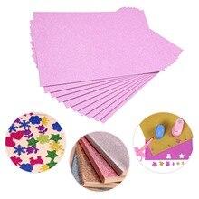 Craft-Paper Paper-Flash A4 Flash-Card No-Adhesive Advanced Shiny 10/20/30-/..