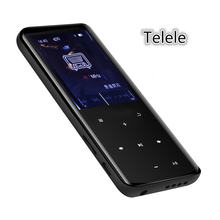 Музыкальный mp3 плеер telele с ЖК экраном 24 дюйма из цинкового