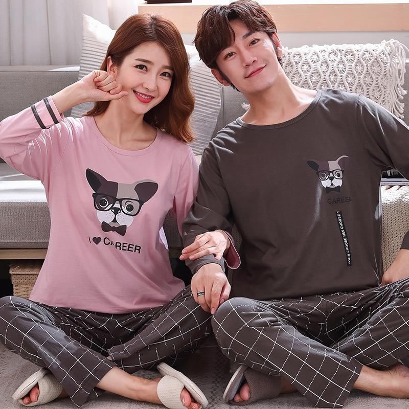 Gold treasure Little Kids Sleepwear Long Sleeve Pajama Set with Cartoon Loving Ballon