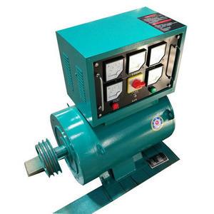 Voltage-Regulator 30KW 50HZ 400V 1500r Pulley Belt Cast-Iron Stand-Alone