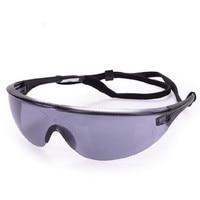 Schutz Reiten Gläser Schwarz Anti nebel Scratch PC Anti auswirkungen Sand beweis Bau Brille Industrielle Sicherheit Gläser auf