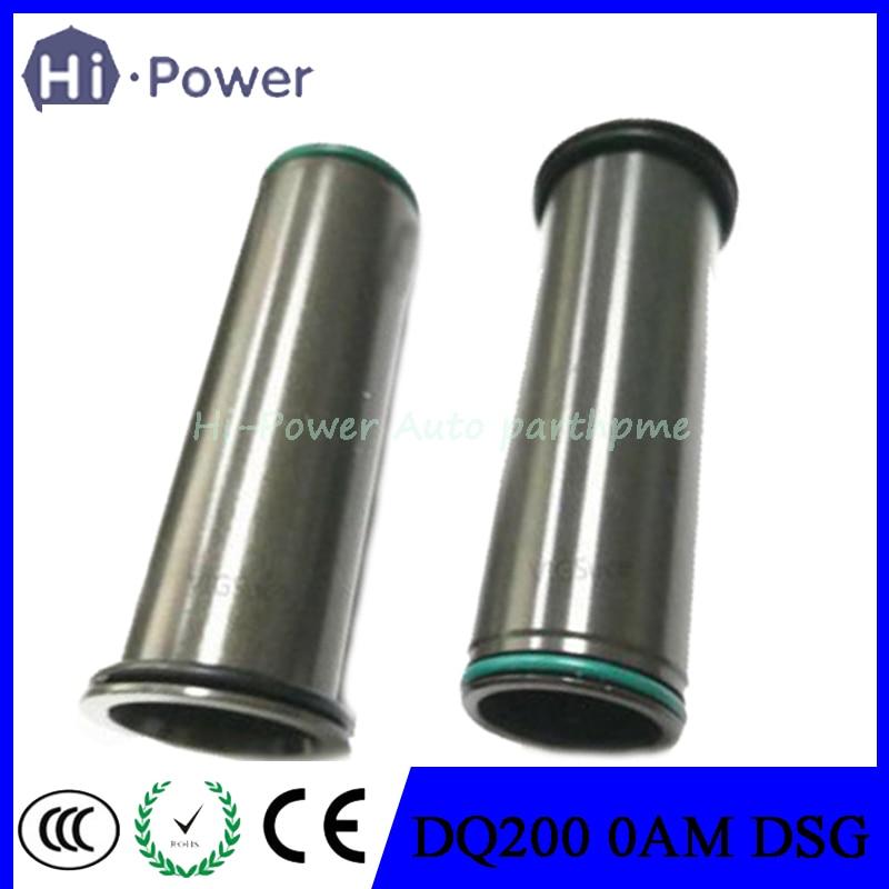dsg dq200 0am conjuntos de cobre corpo valvula transmissao automatica para vw audi 2 pecas kit