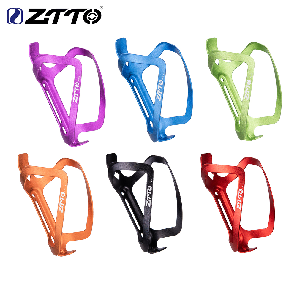 ZTTO MTB bike Bottle Cage Ultralight Aluminum Alloy Water Bottle Holder CNC Aluminium allloy For Mountain Road Bicycle|Bicycle Bottle Holder| - AliExpress