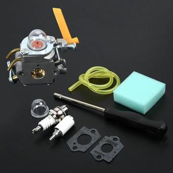 Carburetor Carb Kit For 26cc 30cc Zama C1U-H60 Trimmer Supplies Tools Accessories Kits