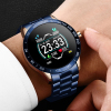 Smartwatch for Men Steel Band Heart Rate Blood Pressure Monitor Sport Multi-function Mode 3