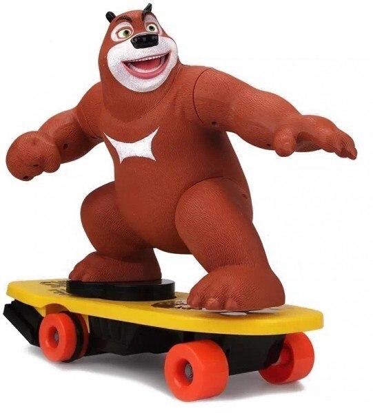 RC Bear On скейтбордe Magic Bear-6012-1