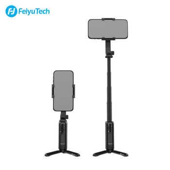 FeiyuTech Vimble una Feiyu de cardán portátil Smartphone estabilizador para el iPhone XIAOMI Samsung Huawei estabilizador celular
