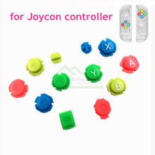 FAI DA TE ABXY D Pad Bottoni di ricambio per Nintend Interruttore Joy con Controller per Joycon Sinistra Destra del Controller