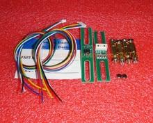 Tle5010 modo digital magnetoresistente ângulo sensor salão ângulo pcb