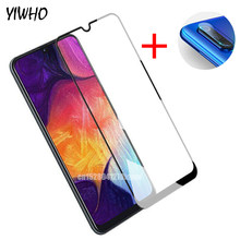 back camera lens glass on for samsung galaxy a50 tempered glass for samsung a50 a70 a40 a30 20 cover glass a 50 70 40 30 20 film(China)