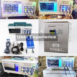 Image 4 - Hantek DSO5102P המקורי USB האחסון הדיגיטלי אוסצילוסקופ 2 ערוצים 100MHz 1GSa/s דה חינם