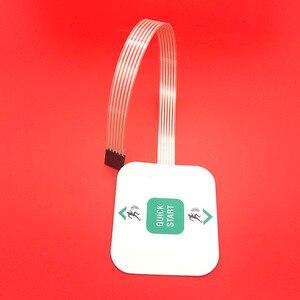 Image 5 - Bouton de démarrage rapide pour tapis de course precor 842i, pièces pour clavier UHK 842i