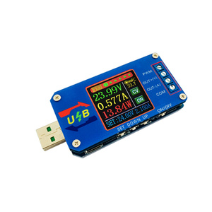 Image 1 - DC DC Boost/Buck Converter CC CV Power Module 5V TO 0.6 30V 2A Adjustable Regulated power supply Voltage Current capacity Mete
