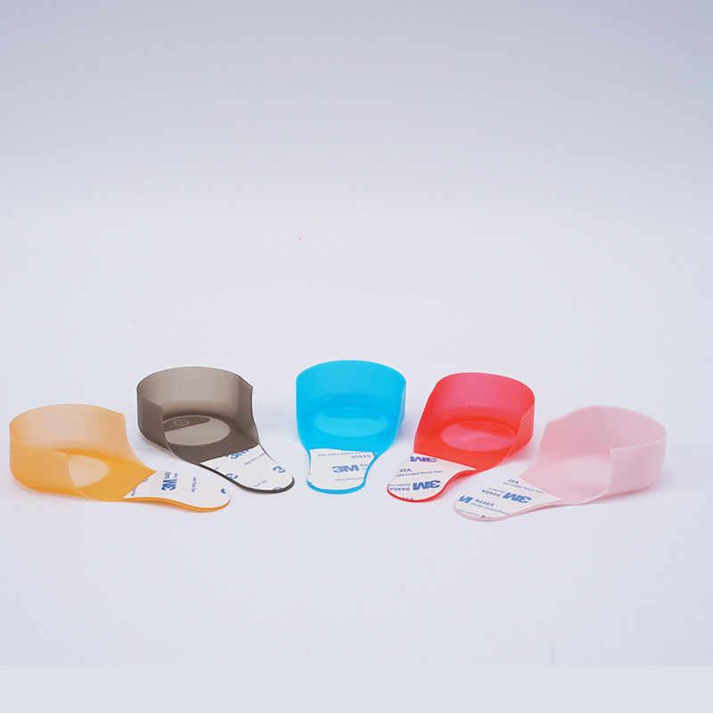 Cubierta de protección para patinete, a prueba de agua, de silicona, para tablero de arañazos, funda para Ninebot Es1 Es2 Es4, accesorios para patinete eléctrico
