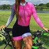 Triathlon skinsuit para bicicletas, traje de triatlo para ciclismo personalizado, manga longa, conjunto de roupas para estrada 11