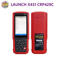 LAUNCH X431 CRP429C Auto Diagnostic Tool for Engine ABS SRS AT+11 Service CRP 429C OBD2 Code Scanner Better than CRP129