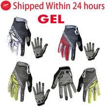 Gros etixxl doigt complet cyclisme gants guantes ciclismo Gel Pad moto gants été vtt vélo vélo gants