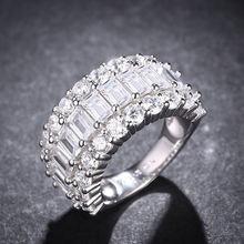 Роскошные высококачественные кольца на палец из натурального