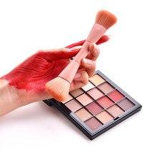 Makeup-Brushes Eyebrow-Face-Powder Professional Blusher Cosmetics Eyelash Contouring