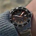Parnis Automatische Diver Horloge Waterdicht 200 M Metalen Mechanische Mannen Horloges Saffier Glas Lichtgevende - 5