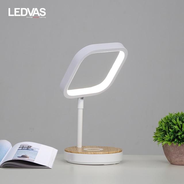 Фото ledvas современная прикроватная лампа для чтения поддерживает цена