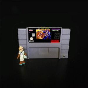 マン7ロックマン7アクションゲームカートリッジ16ビット46ピン米国版