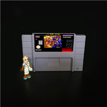 MEGA MAN 7 Megaman 7   Action Game Cartridge 16 bit 46 pin USA Version