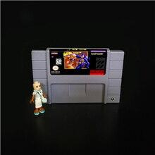 MEGA MAN 7 Megaman 7 działania kartridż z grą 16 bit 46 pin wersja USA