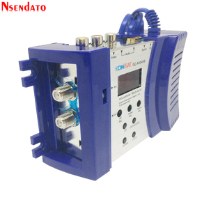 Image 4 - AV04HB Modulator Digital HD AV zu RF Modulator AV zu RF TV Empfänger Konverter VHF UHF PAL/NTSC Standard tragbare Modulator