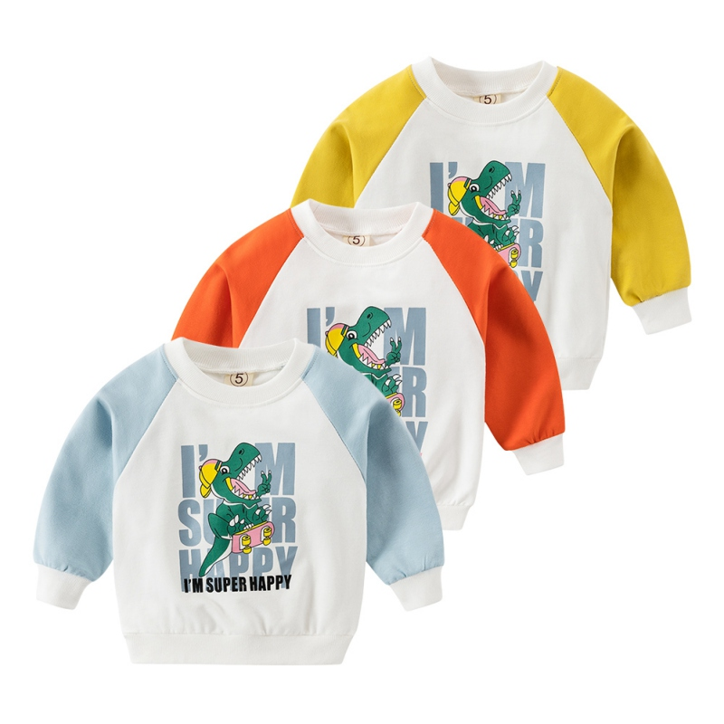 Toddler boys girls Sweatshirts Spring Autumn Winter Coat Sweater Baby Long Sleeve Outfit Tracksuit Kids Shirt Cheap Clothes 2020 1