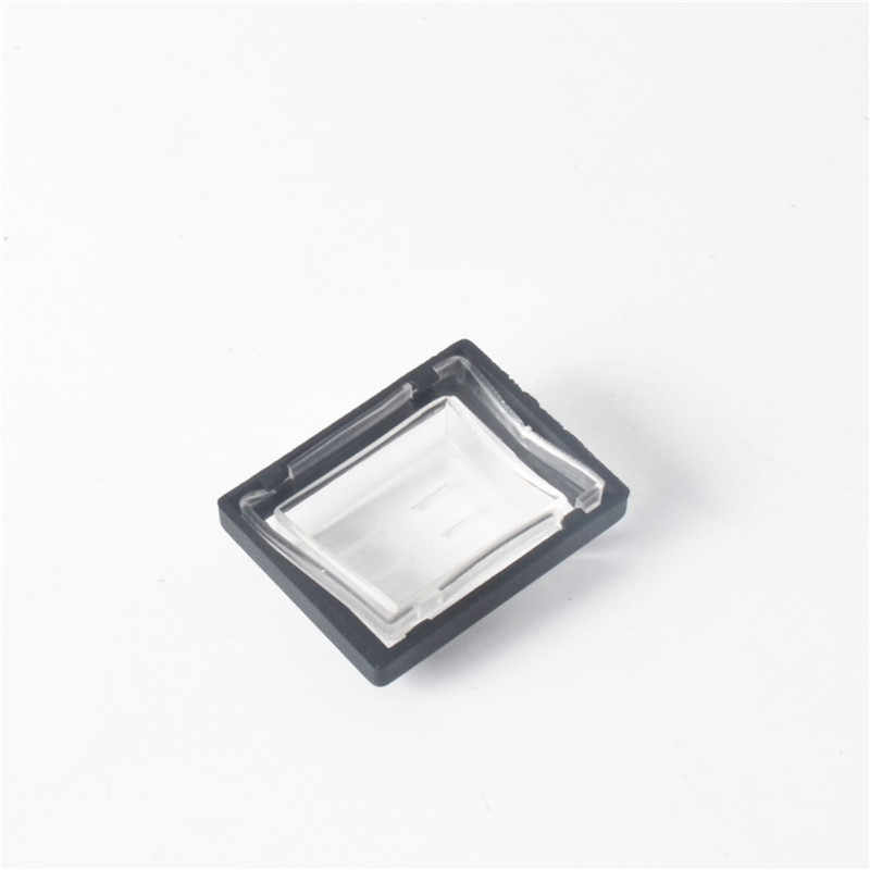 5Pcs High Quality KCD switch waterproof Dust cover 25x32mm Rectangle Mounting Hole Protect Cap For Rocker Switches Accessories