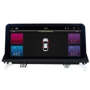 Image 3 - Android 7.1/9.0 รถ DVD สำหรับ BMW X5 E70 BMW X6 E71 เครื่องเล่นมัลติมีเดียสเตอริโอ GPS สเตอริโอ Monitor หน้าจอ IPS CIC CCC ระบบ