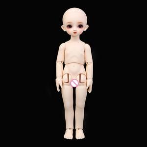 Image 5 - New Arrival Littlemonica Blossom Lucile 1/6 Resin Body Model Boys High Quality Toys Girls Birthday Xmas Gifts BJD SD