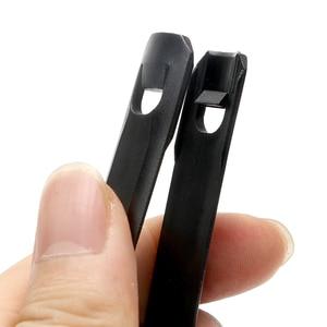 20 шт 17 мм колпачки на Колесные гайки автомобиля болт диски специальная защита гнезда Авто ступица винт крышка наружное украшение черный/серебристый
