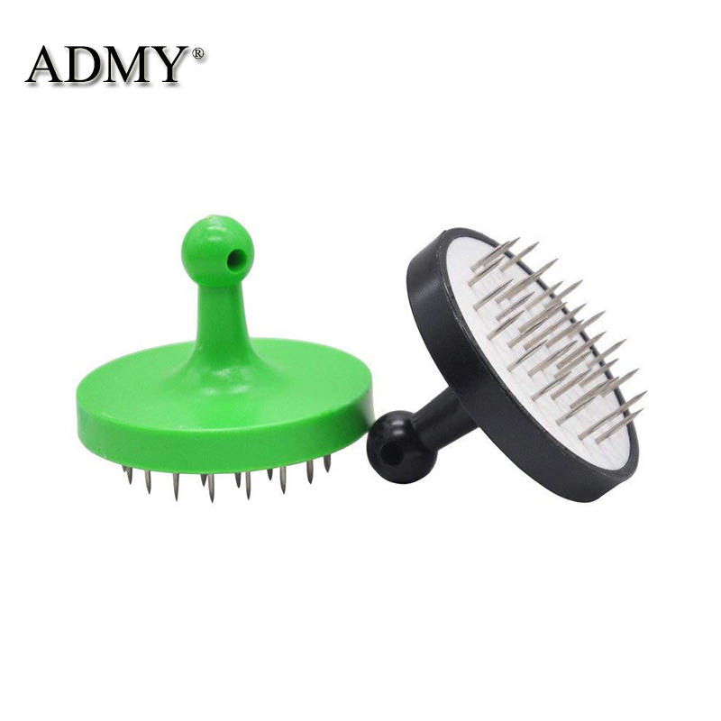 ADMY Plastic&Metal Make Holes Hookah Foil Puncher Shisha Fitting Water Pipe Sheesha Chicha Narguile Accessories For Hookah Bowl
