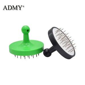ADMY Plastic&Metal Make Holes Hookah Foil Puncher Shisha Fitting Water Pipe Sheesha Chicha Narguile Accessories For Hookah Bowl