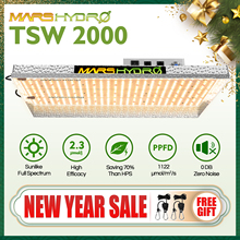 Mars Hydro TSW 2000W LED coltiva la luce spettro completo Led coltiva la luce Veg fiore pianta Indoor coltiva tenda Kit pettine multi-size