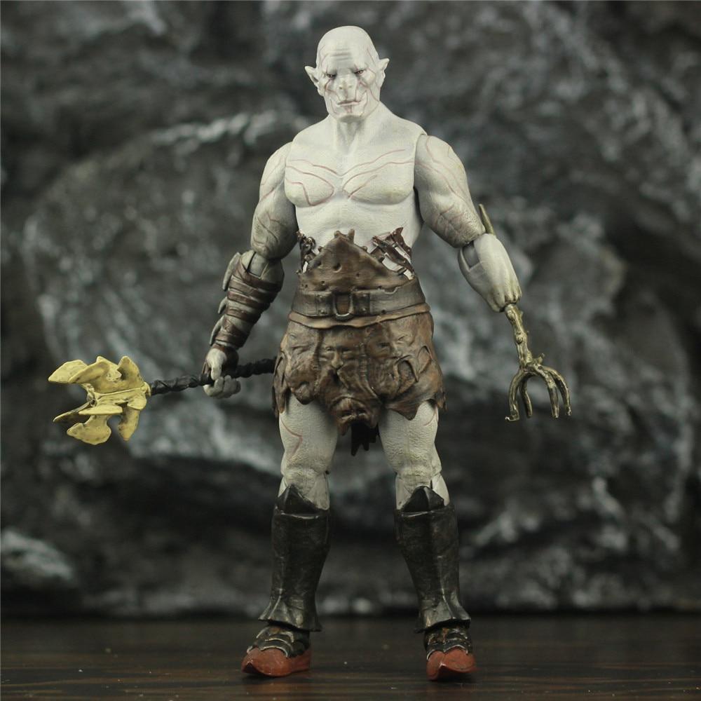 LOTR Hobbit AZOG The Desolation Of Smaug 7