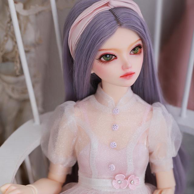 Fairyland Minifee Shushu Doll 1/4 BJD full set Resin Toys for Kids Surprise Gifts for girls Ball jointed doll FL MNF Luts DM