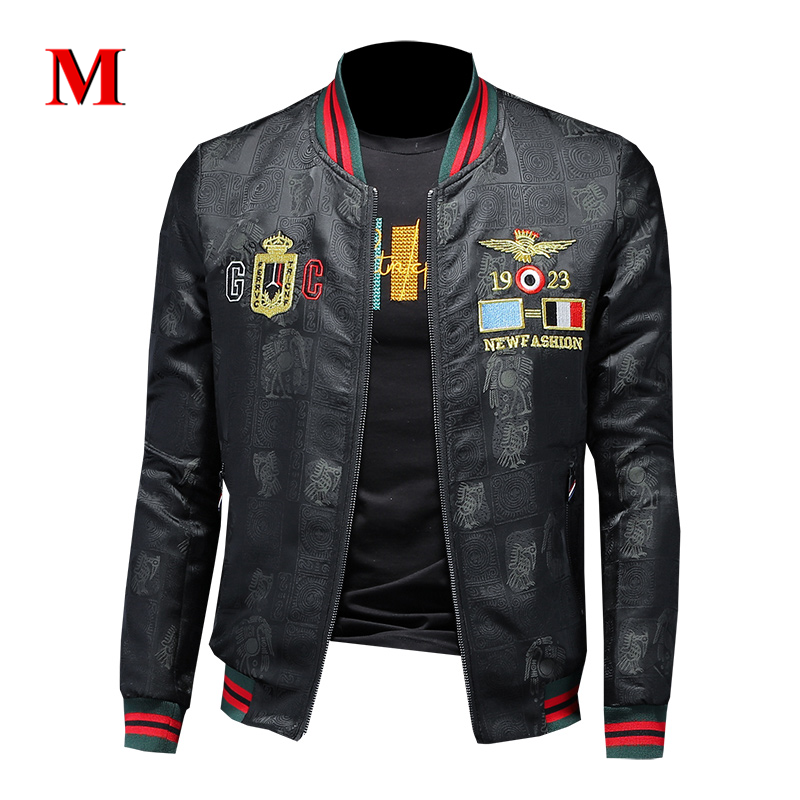 MENNE 2020 New Men Jacket Classic Bomber Jacket Men Coat