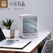 Youpin – refroidisseur dair intelligent, ventilateur, climatiseur, capteur de corps humain, bureau, ventilateur, humidificateur, purificateur pour bureau, chambre à coucher