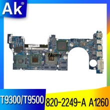 820-2249-A carte mère d'ordinateur portable pour Apple MacBook Pro A1260 carte mère d'origine T9300/T9500(China)