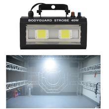 LED Bodyguard Strobe Light Flash Light Christmas Projector Stroboscopes Lamp Soundcontrol Stage Light Dj Disco Led Strobe Lights