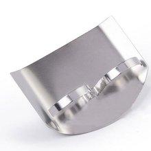 Защита для пальцев, защита для пальцев, Безопасный ломтик, нержавеющая сталь, кухонный ручной протектор, нож, инструменты для защиты пальцев, дропшиппинг