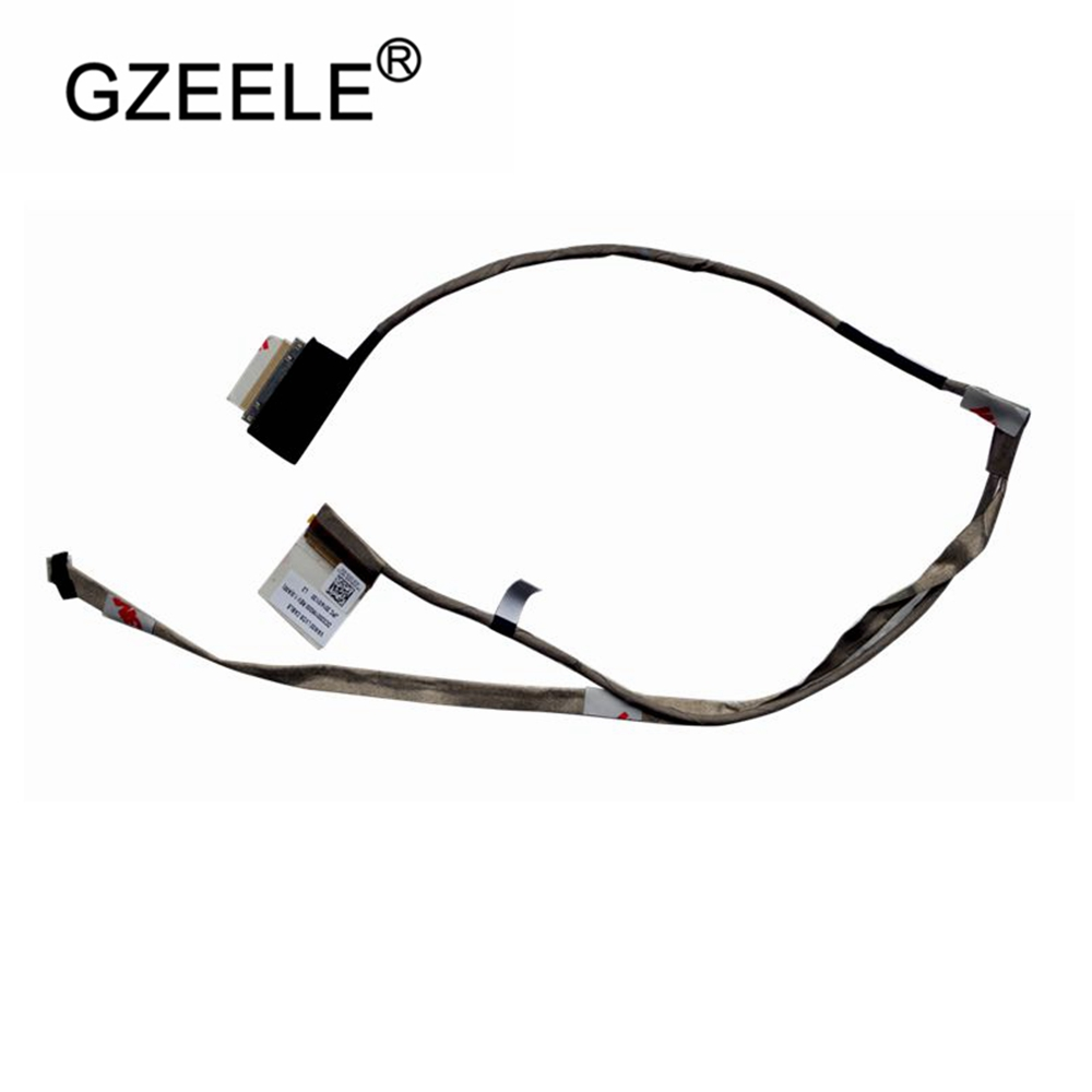 """LCD Video Flex Cable For DELL Inspiron 3521 3537 3737 5521 5537 5737 15R 15.6"""" PN: DC02001SI00 DC02001N400 DC02001MG00"""