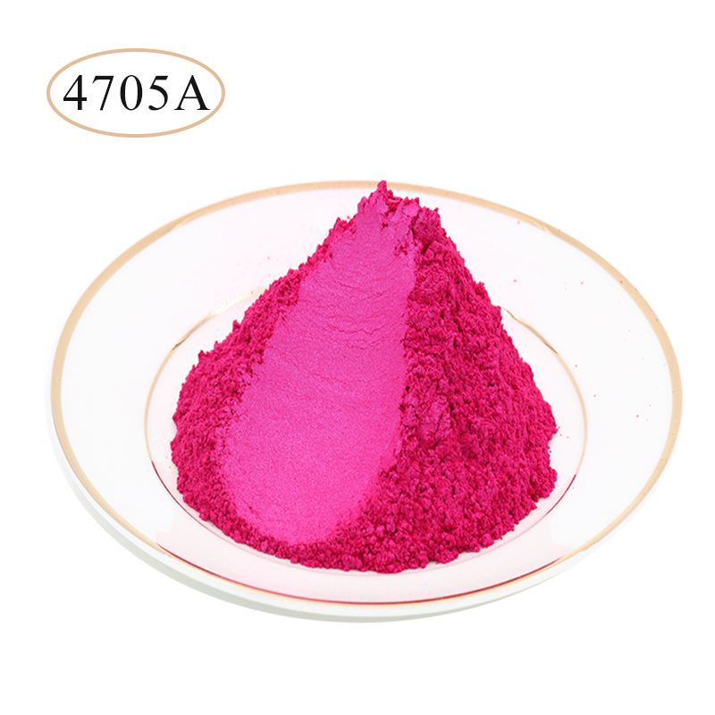 Type 4705A Pearl Powder Pigment   Mineral Mica Powder DIY Dye Colorant For Soap Automotive Art Crafts Mica Pearl Powder 10g/50g