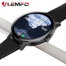 LEMFO Smart Watch 2020กีฬาฟิตเนสTracker Heart Rate Monitorผู้ชายผู้หญิงSmartwatchสำหรับAndroid IOS OPPO PK S20 S30 t6