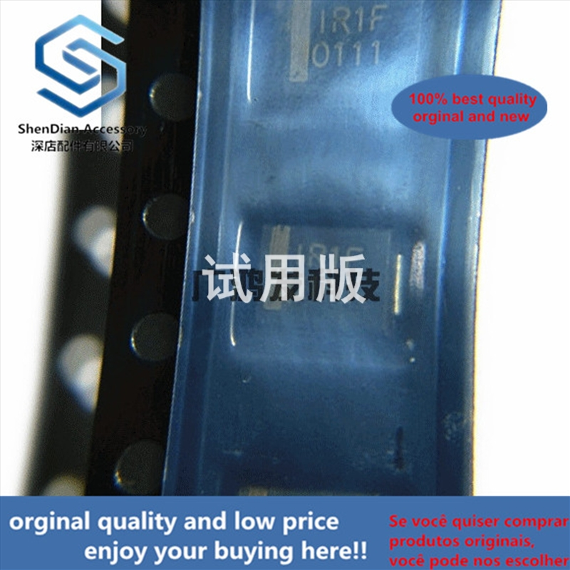 10pcs 100% Orginal New Best Qualtiy 10BQ040TRPBF Silk-screen IR1F SMB DO-214AA In Stock