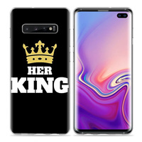 galaxy note Her King Case for Samsung Galaxy S10 5G S10e S9 S8 Plus S7 Note 10 8 9 J4 J6 2018 M30s M10s TPU Phone Coque Bags (4)