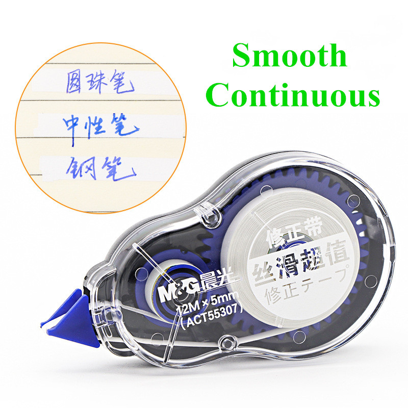 M&G 72M Correction Tape Corrector Stationery School Supplies Papelaria Material Escolar School Accessories